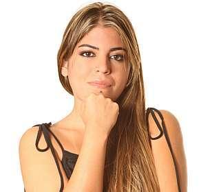 Mulher boa honrada vota Serra