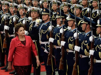 Comandanta Dilma